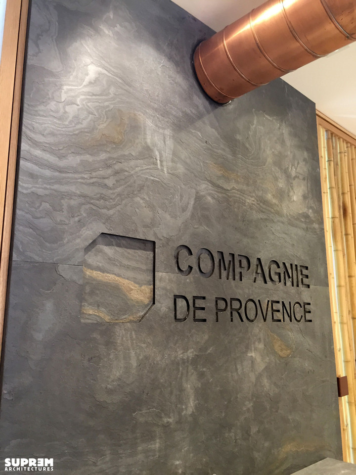 "Boutique ""Compagnie de Provence"" MILAN - Logo"