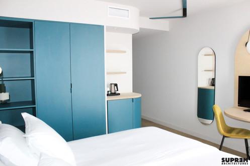 "Hôtel ""Urban Hôtel""*** - Chambre"