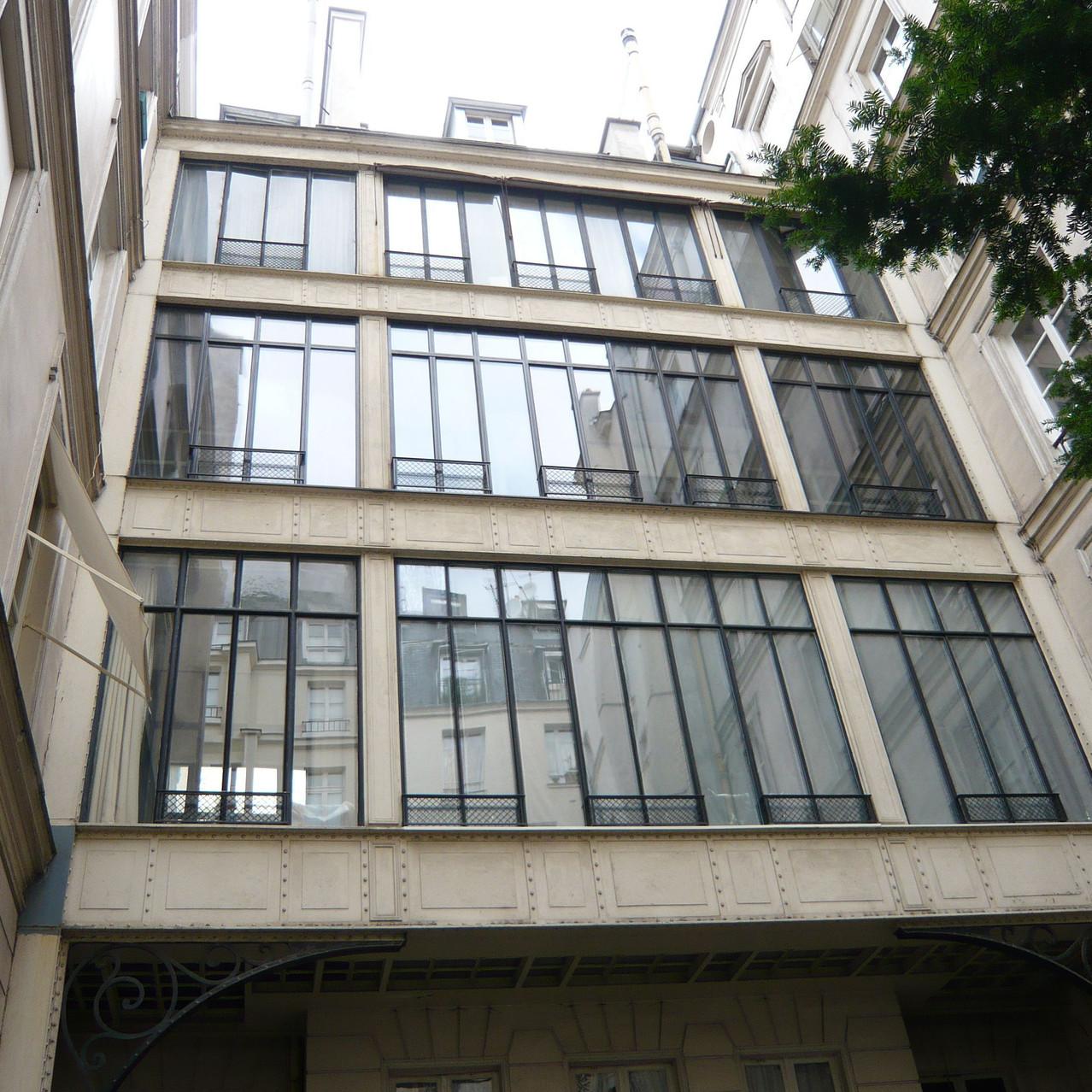 Appartement BB - Extérieur galerie