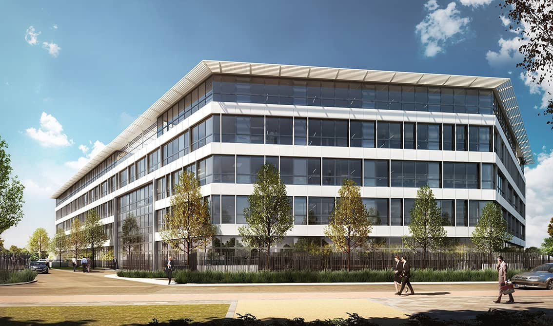 Immeuble de bureaux et laboratoire Créteil