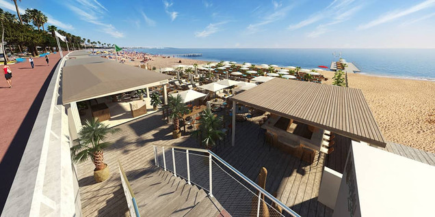 "Bar & Restaurant ""Nassau Beach Club"""
