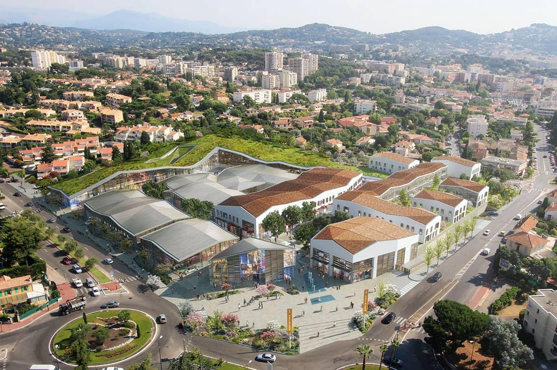 """Centre commercial """"La Pepinière"""""""