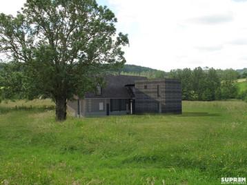 Maison MOULIN - Perspective arrière