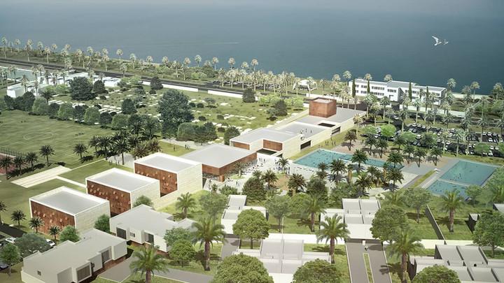 Resort sportif EL JADIDA