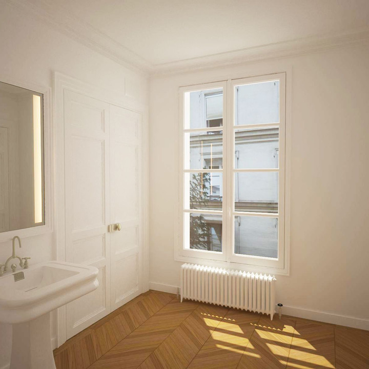 Appartement BB - Salle de bain