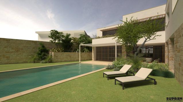 Villa CASA - Jardin