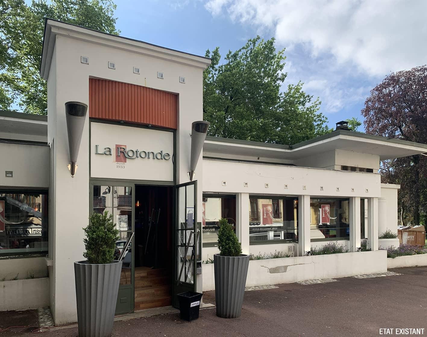 "Restaurant ""La Rotonde"" - Entrée"