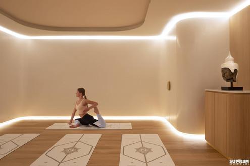 """Spa """"Cinq Mondes"""" LAUSANNE - Yoga"""