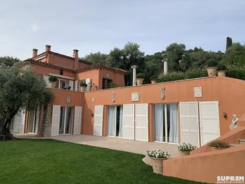 Villa Z - Vue extension