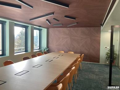 Siège de FONDATION SANTE SERVICE - Salle de réunion