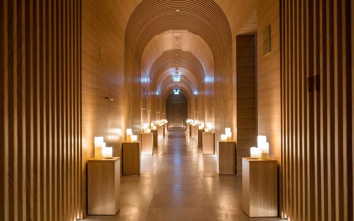 Spa du Emerald Palace Kempinski *****