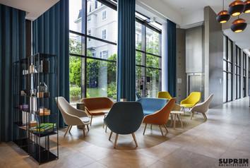 """Hôtel """"Le Garden"""" GOLDEN TULIP - Espace business"""