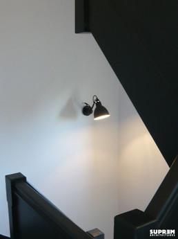 Maison MBM - Applique escalier