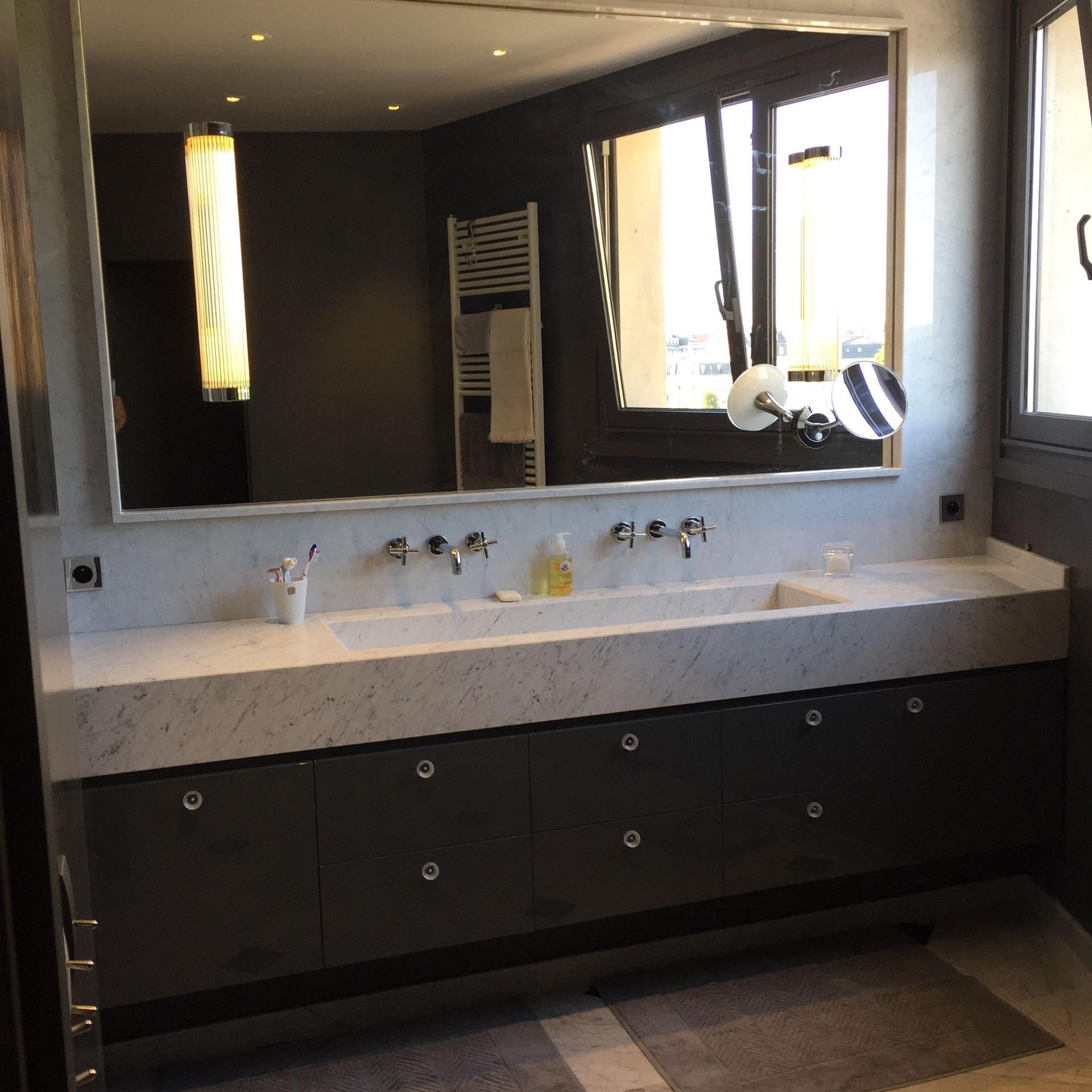 Appartement PS - Meuble vasque