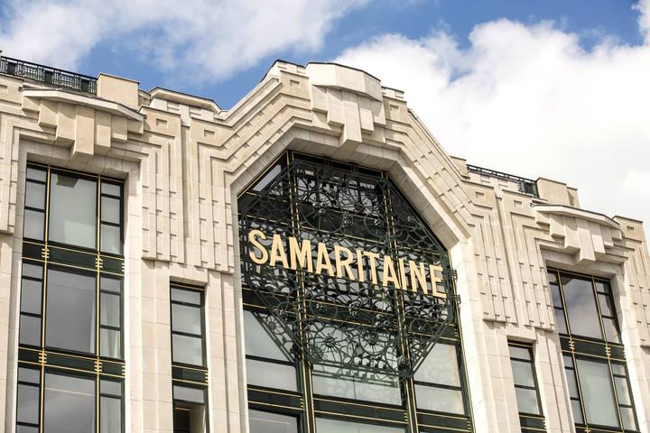La Samaritaine Boutique & Spa Cinq Mondes Paris