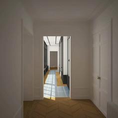 Appartement BB - Entrée