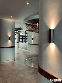"Hotel GoldenTuliHôtel ""Le Garden"" GOLDEN TULIP - Hallp-Hall.JPG"