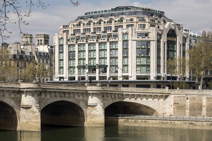 Spa Cinq Mondes Samaritaine - Pont Neuf