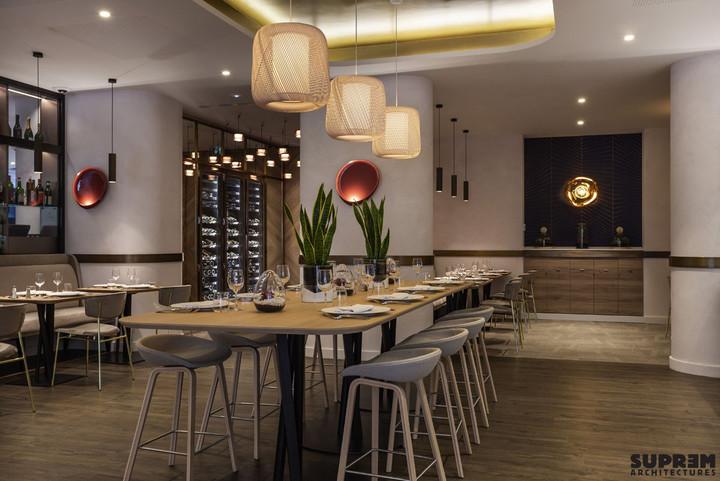 "Restaurant ""L'Alchimiste"" Hôtel Golden Tulip**** - Salle"