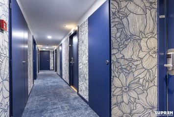 "Hôtel ""Urban Hôtel""*** - Couloir"