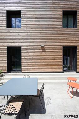 Maison NAB - Terrasse