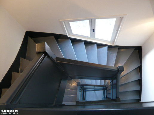 Maison MBM - Escalier