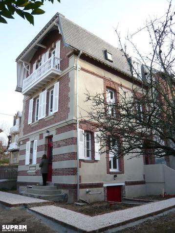 Maison MBM - Extérieur