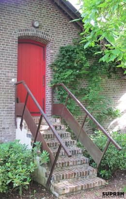 Maison TD - Escalier extérieur