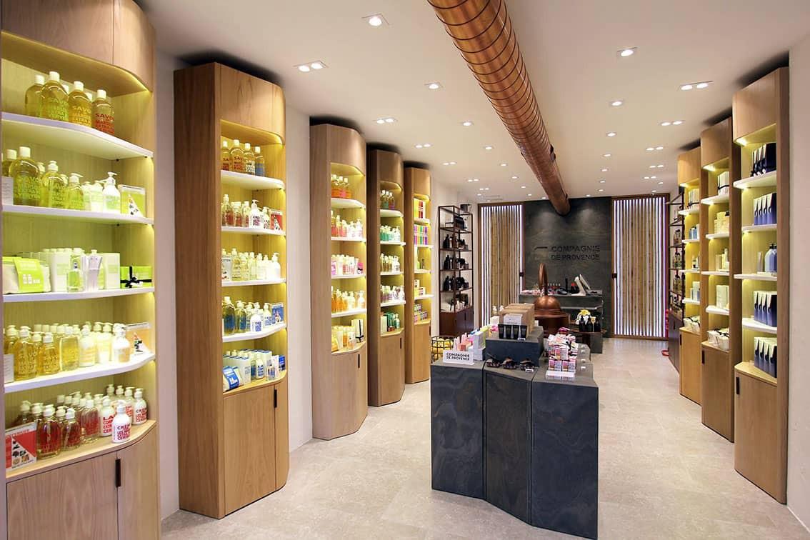 """Boutique """"Compagnie de Provence"""""""