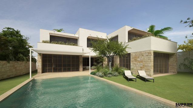 Villa CASA - Perspective