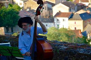 Concert au château de Saint-Martin-Laguépie