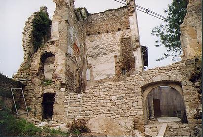 Restauration du château de Saint-Martin-Laguépie