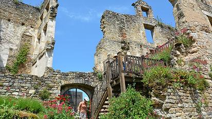Entretien du château de Saint-Martin-Laguépie