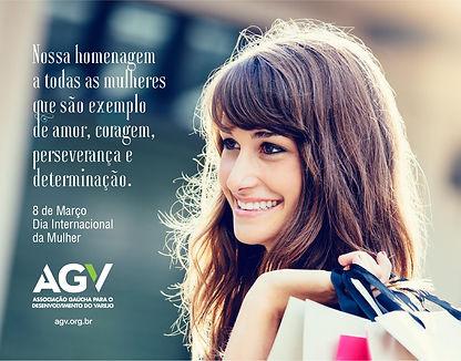 AGV - Dia das Mulheres
