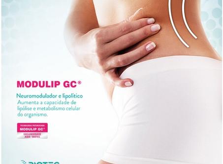 Queimador de Gordura, Controle do Stress e Diminuição da Glicemia - Modulip