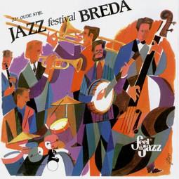22e Oude Stijl Jazz Festival Breda 1992 (FTJ CD21)