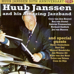 Huub Janssen: 50 years in music (CD 1)