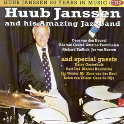 Huub Janssen: 50 years in music (CD 2)