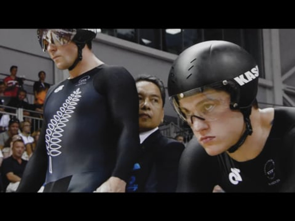NZOC - Men's Sprint Team