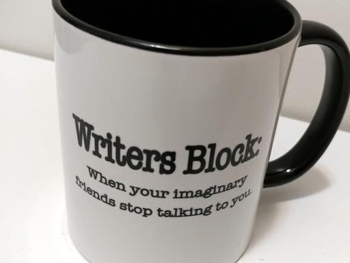 Reframing Writer's Block