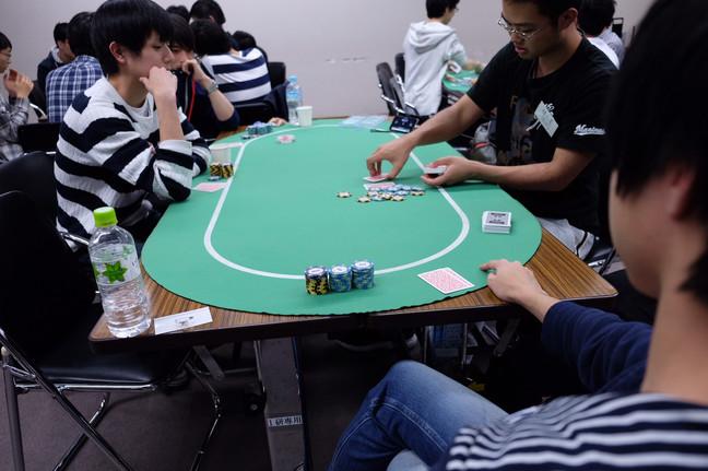 17生新入生ポーカー交流会がありました!