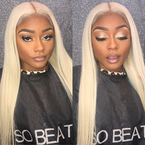Russian Blonde Full Lace Wig