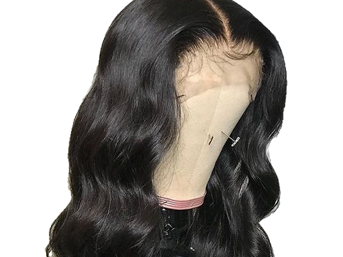 Mink Brazil Transparent Lace Front Wigs