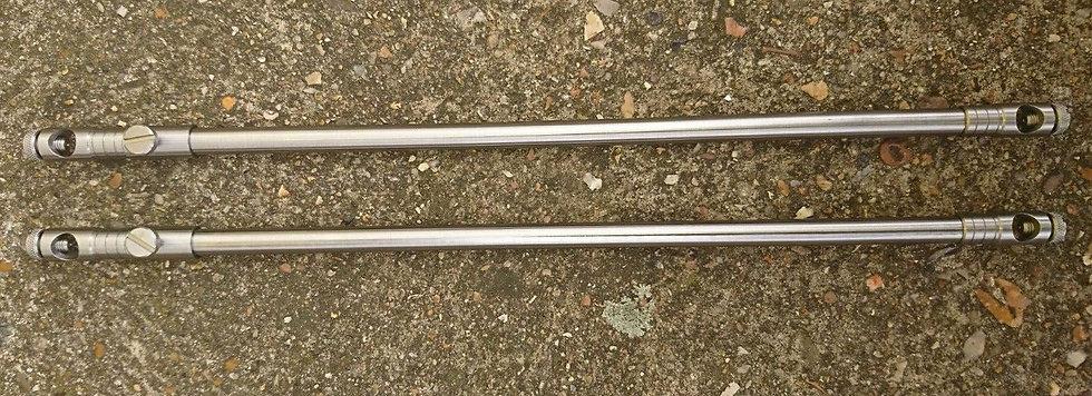 Stainless Steel Extending rod pod adaptor bars