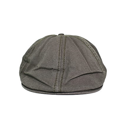 Olive News Boy Cap