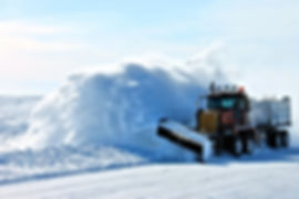 Snow Removal at Bladecutters Inc