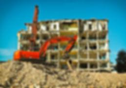 Demolition Services Bladecutters Inc