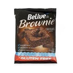 BROWNIE BELIVE CHOCOLATE 40G