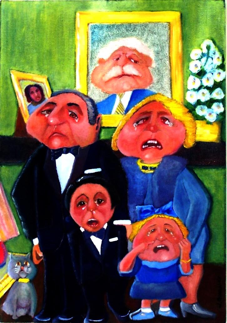 La familia Tristán