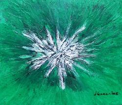Triada estelar - Verde